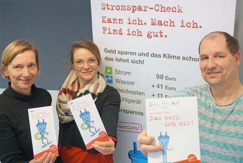 Stromspar-Check in Laatzen vorbildlich