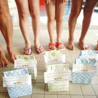 Lions Club Hannover-Tiergarten finanziert Kindern aus Familien mit Förderbedarf Schwimmkurs in der AWO-Welle