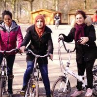 """""""Radfahren ist mein neues Hobby"""""""