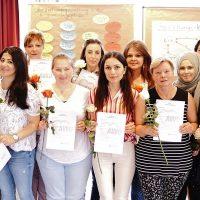 AWO-Pädagoginnen machen interne Fortbildung