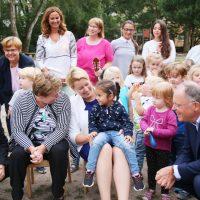 Frühkindliche Bildung: Austausch mit der Bundesfamilienministerin