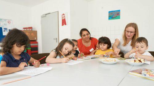 """""""Uns liegt die frühkindliche Bildung am Herzen"""""""