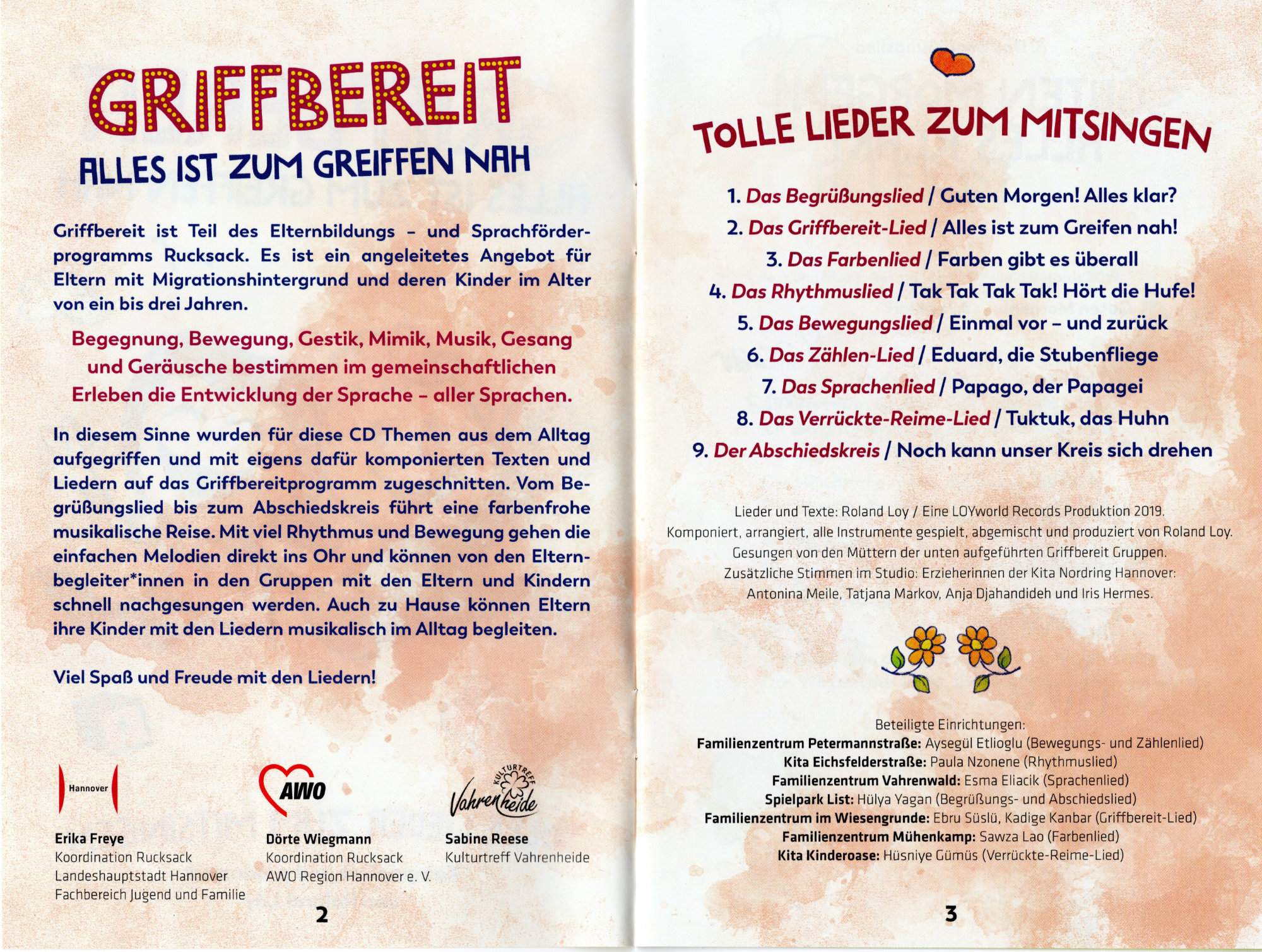 Griffbereit Awo Region Hannover