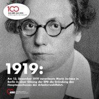 100 Jahre Arbeiterwohlfahrt