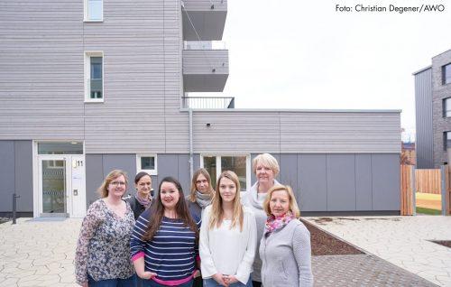 Neue AWO Kita in Vahrenwald öffnet am 1. März