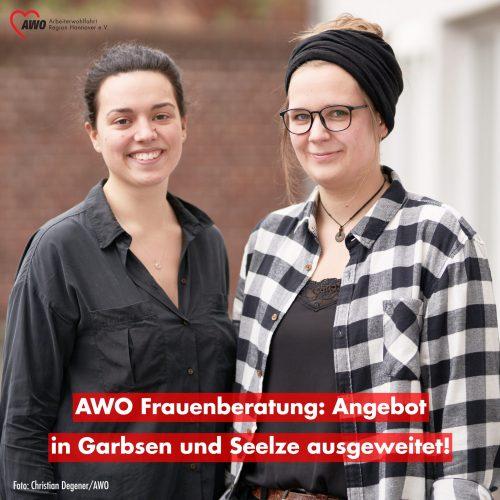 AWO Frauenberatung: Angebot wird ausgeweitet