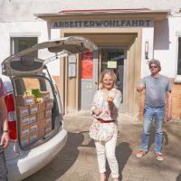 3000 Schokohasen werden verteilt