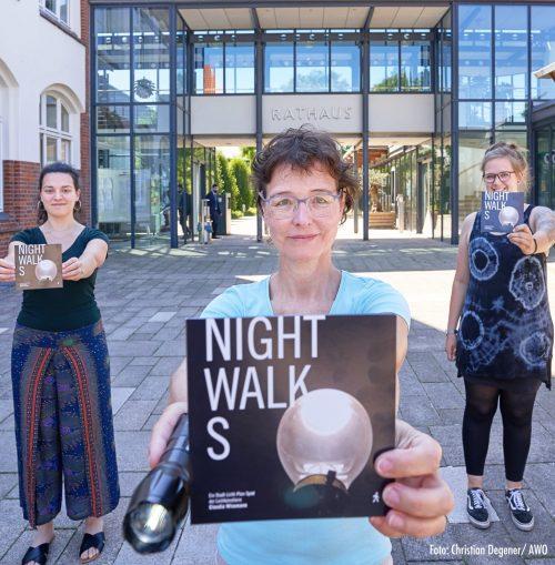 """""""Nightwalks"""": Spaziergänge sollen Frauen Ängste nehmen"""