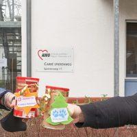 AWO Einrichtung Carré Spierenweg spendet Wichtelgeld