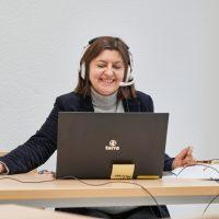 Lernen in virtuellen Klassenzimmern und Online-Tutorien