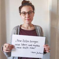 Solidarische Grüße am Internationalen Frauentag