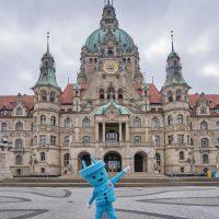 Stecky auf Tour in der Region Hannover