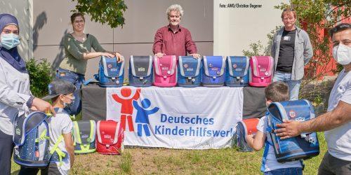 Deutsches Kinderhilfswerk hilft 80 Schulkindern in Hannover