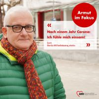 Fokus Armut: Ümit K. lebt mit Hartz IV an der Armutsgrenze